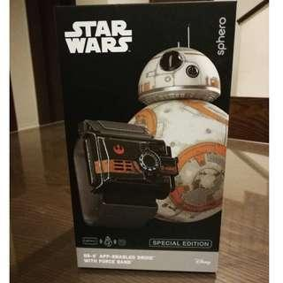 Sphero Special Edition Star Wars BB-8 App with Force Band
