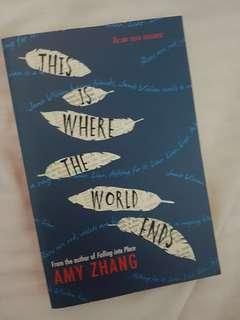 This is Where The World Ends-Amy Zhang