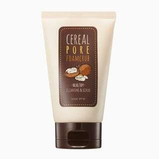 Some By Mi Cereal Pore Foamcrub (4 AVAILABLE!)