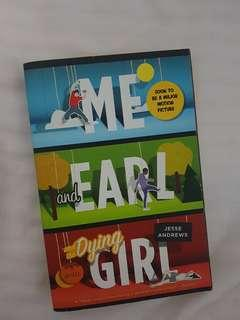 Me, Earl and the Dying Girl-Jesse Andrews