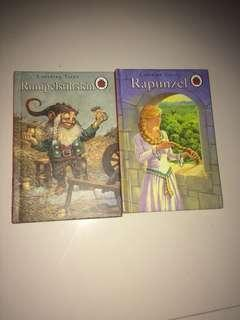 Ladybird books(set)