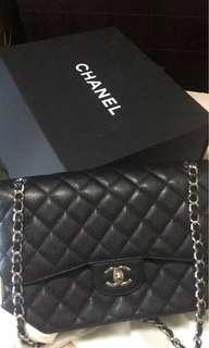 Chanel classic jumbo receipt