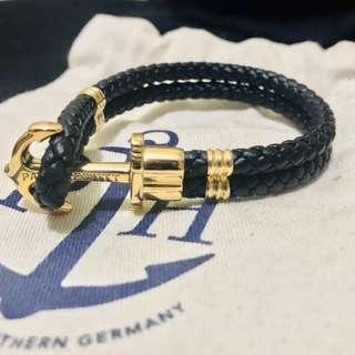 PAUL HEWITT ANCHOR BRACELET (PHREP IP Gold)