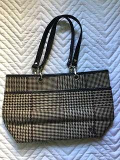 Ralph Lauren hand bag (canvass)