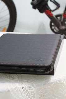 Elegant Notebook with black cover A4 sized