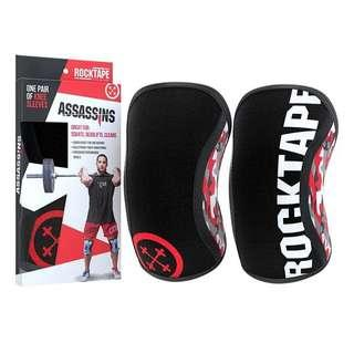 🚚 Rocktape Assassins Knee Sleeve AUTHENTIC