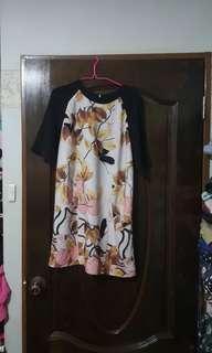 Saturday Club floral dress