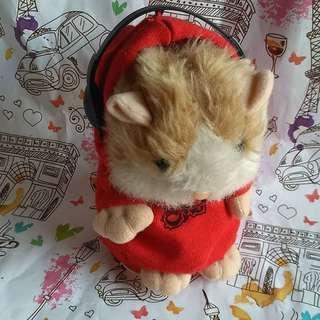 boneka hamster bisa nyala