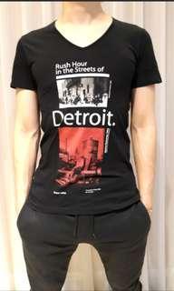 Zara Detroit Tshirt