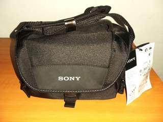 Sony original handycam carrying case
