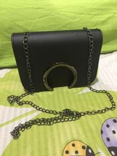 Square Matte Clutch Bag