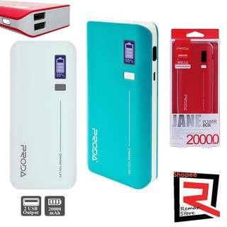 Remax Power Bank 20000 mAh #sbux50