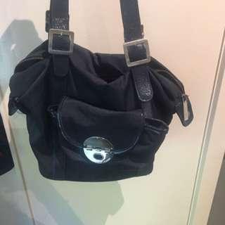 Mimco bag navy
