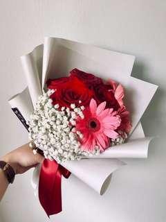 🌹 Rose bouquet ✨