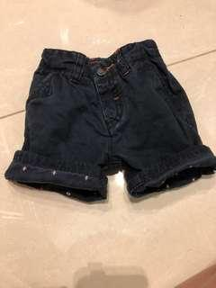Jeans Shorts baby poney collection