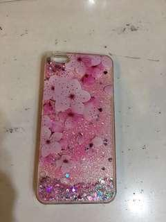 Iphone 6 plus Sakura glitter case