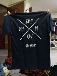 Gym Shirt (M)