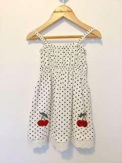 Rock Your Baby Cherry Dress Size 3