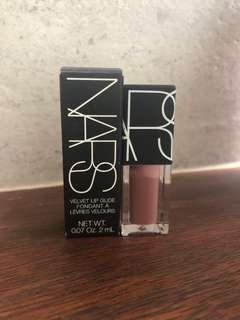 NARS Velvet Lip Glide (travel size:2ml)