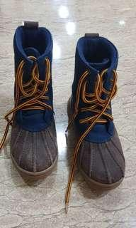 Polo Ralph Winter Boots Boys used Size 13