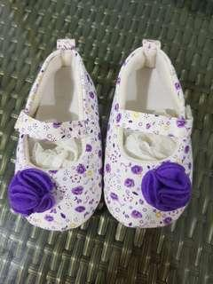 Baby Prewalker Shoes
