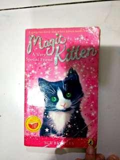 Magic Kitten: a very special friend