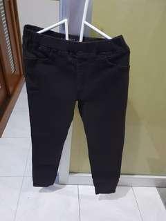 Jegging jeans tebel