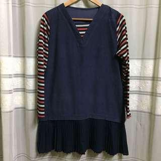 Corduroy Medium Dress