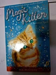 Magic Kitten - A Summer Spell