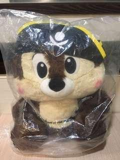 日本 迪士尼 奇奇蒂蒂海盜裝扮 48cm 1組價位 稀有 值得珍藏