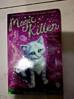 Free giveaway - Magic Kitten: Sparkling Steps