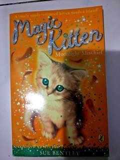 Free giveaway - Magic Kitten: moonlight mischief