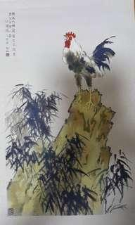 Chinese Painting(Silk Embroidery)