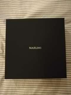 Narumi plate carbon pass