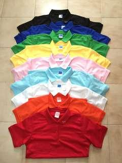 🚚 Polo tee for both male and female