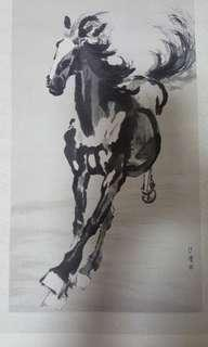 Chinese Painting (Silk Embroidery)