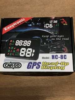 🚚 抬頭顯示器 GPS