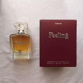 """FEELING"" (SWEET PERFUME)"