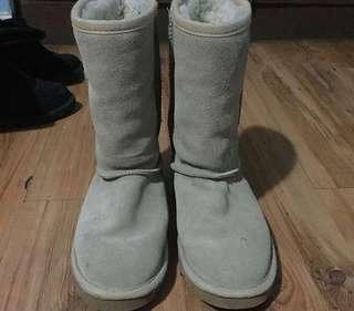 UGG-inspired winter boots