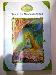 Free giveaway - Tinker Bell and Friends: Rani in the Mermaid's Lagoon