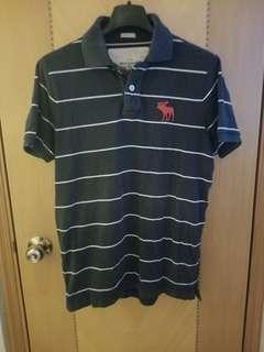 A&F Polo Tee(XL) size 胸110cm