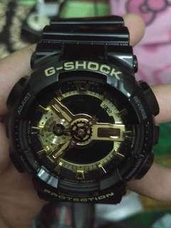 Casio G-Shock GA-110GB-1ADR Original