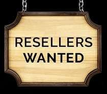 Resellers Wanted!