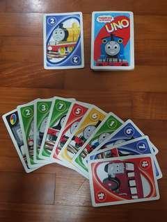 My 1st Uno Thomas