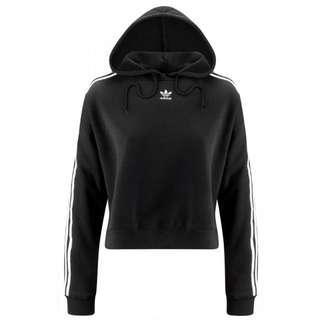 [PO] Adidas Women's Originals Cropped Hoodie Sweater