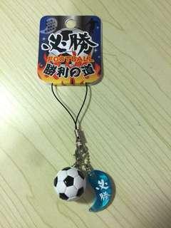 全新日本足球電話匙扣