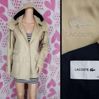 AUTH LACOSTE JACKET