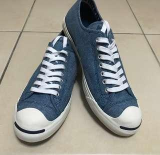 862c60a766e Converse Jack Purcell -  Blue Lagoon