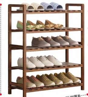 🚚 Shoe Rack - solid wood shoe rack