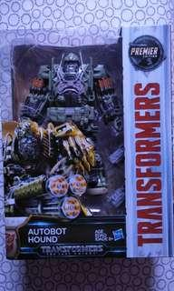 WTS: RM120 - MISB transformers autobot hound the last knight